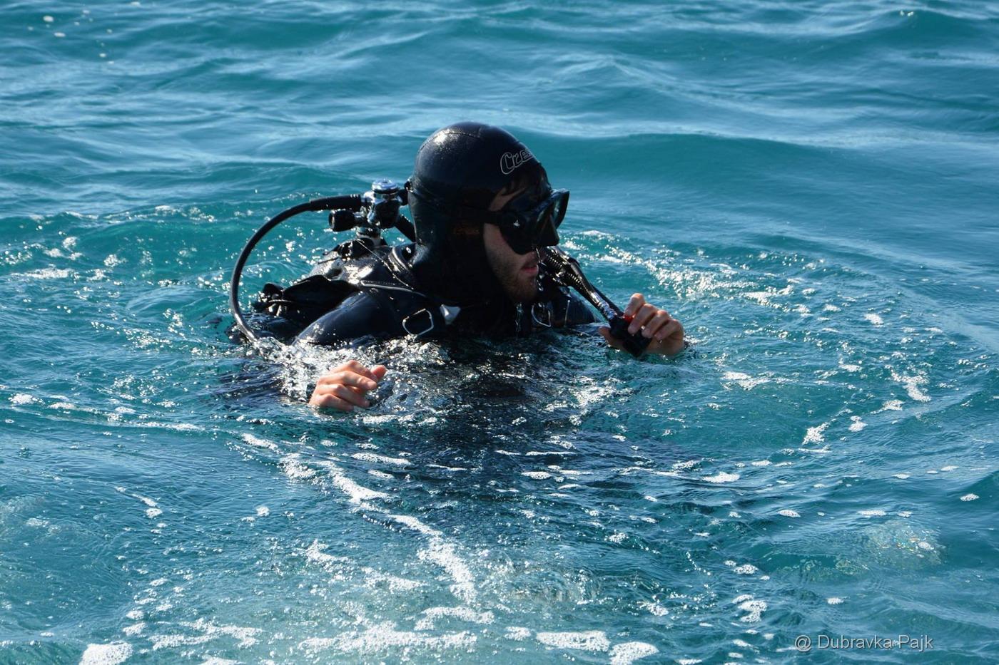 Diving, Split,2016