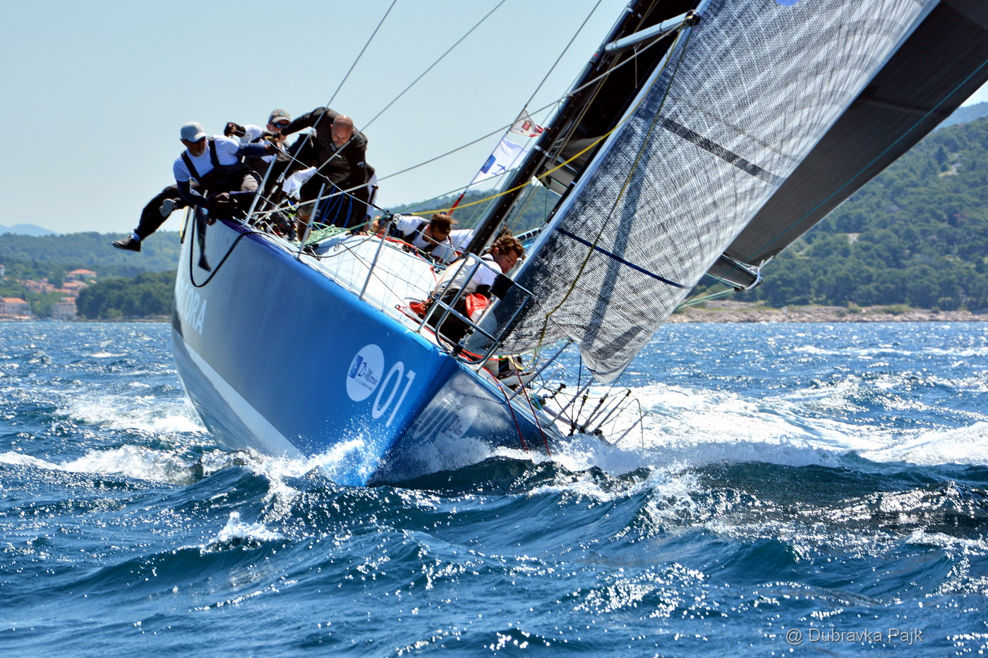 Farr 40 International Circuit – Šibenik 2016