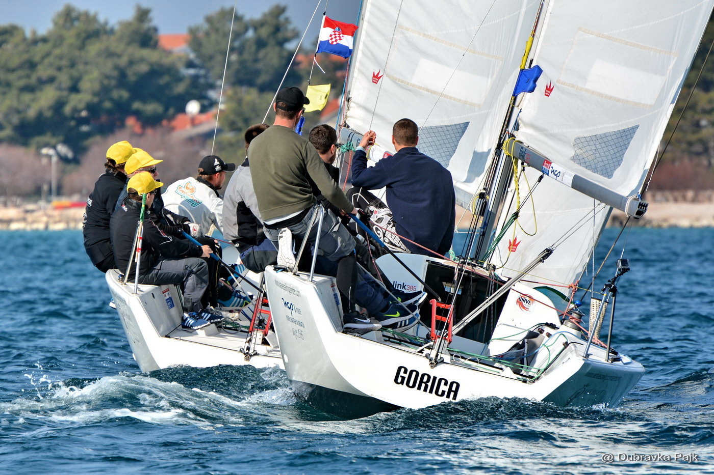 European Match Race Tour – Šibenik-4, February 2017