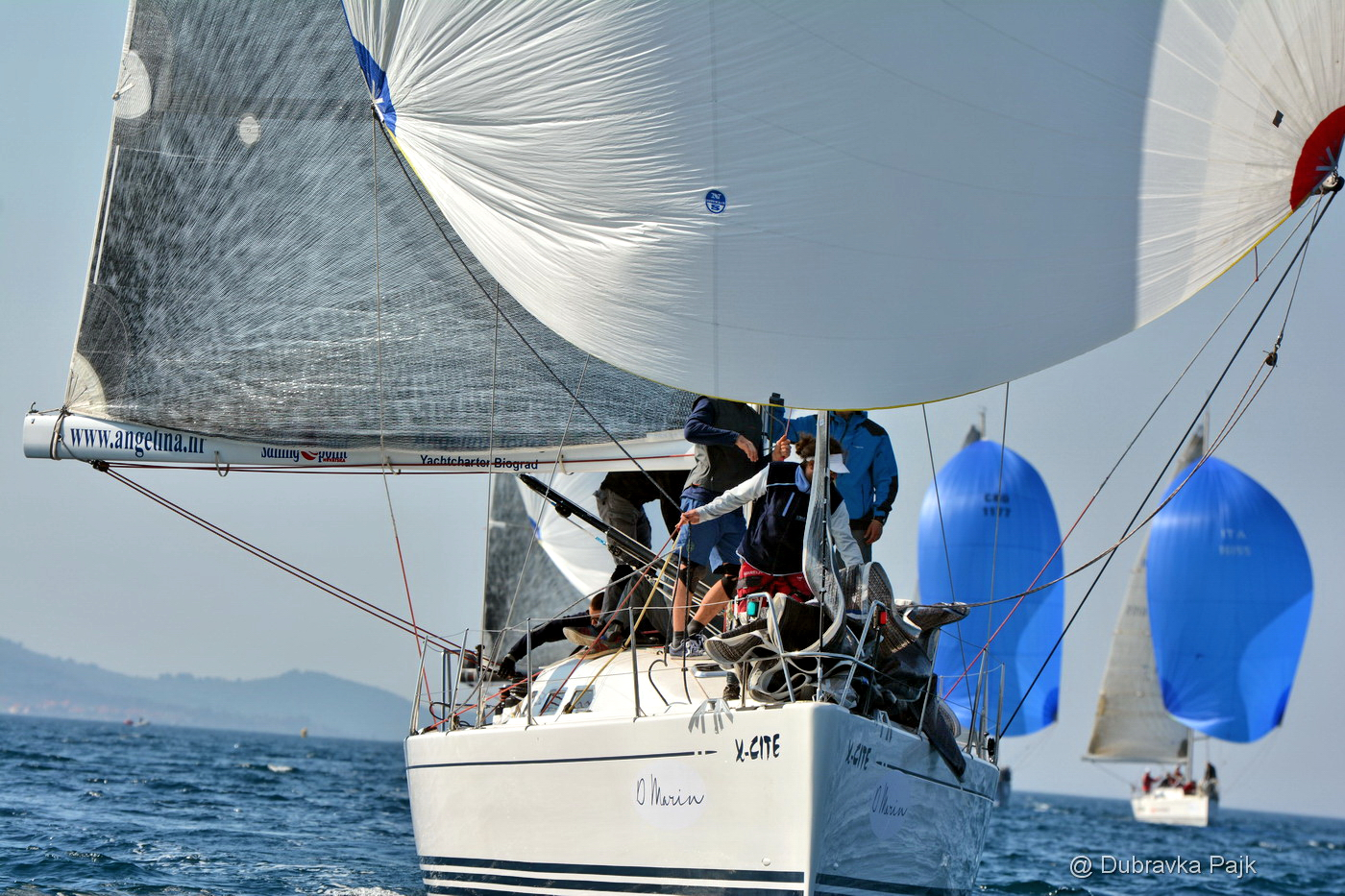 CRO ORC D-Marin Cup Zadar, March 2017