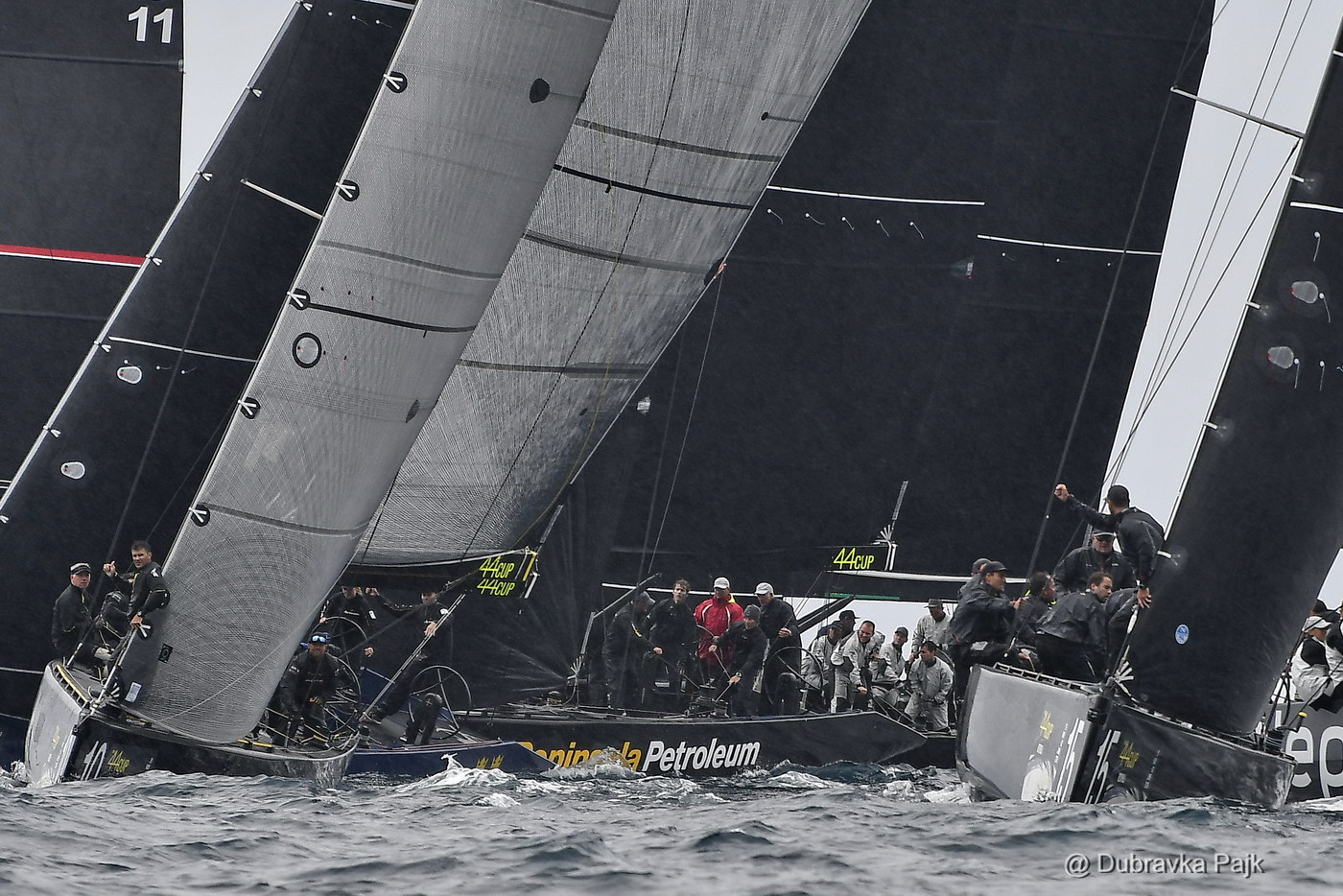 ADRIS 44CUP ROVINJ – RC 44, MAY 2019 ROVINJ