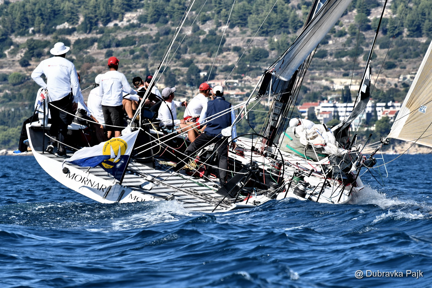 MOLO LONGO SAILING TEAM