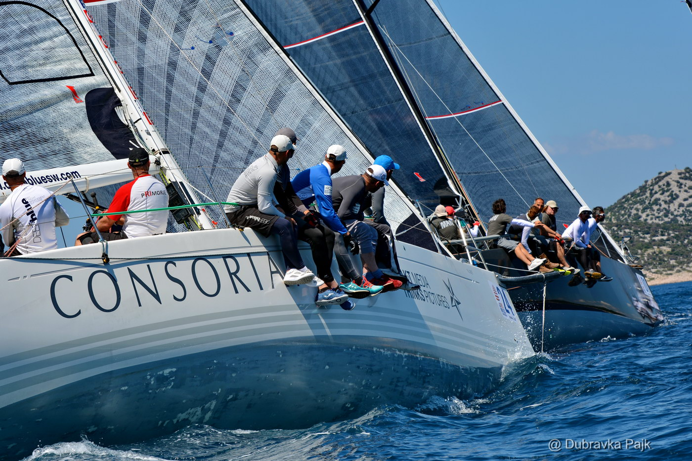 D-MARIN  ORC WORLS CHAMPIONSHIP 2019.,SIBENIK, JUNE 2019