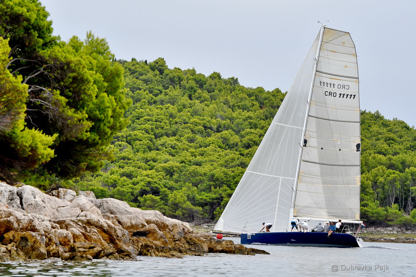 MRDUJSKA REGATTA, SPLIT, MRDUJA, OCTOBER 2019