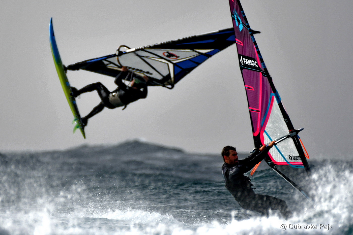 Freestyle Windsurfing – El Medano, Tenerife, Canary Islands, February 2020