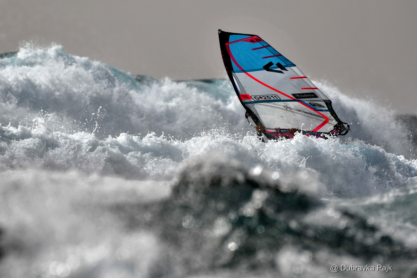 Freestyle Windsurfing – El Medano, Tenerife, Canary Islands, March 2020
