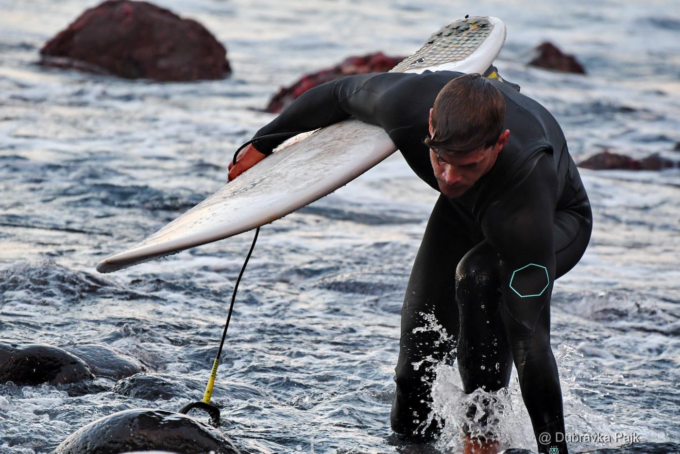 SURFING Puerto de la Cruz