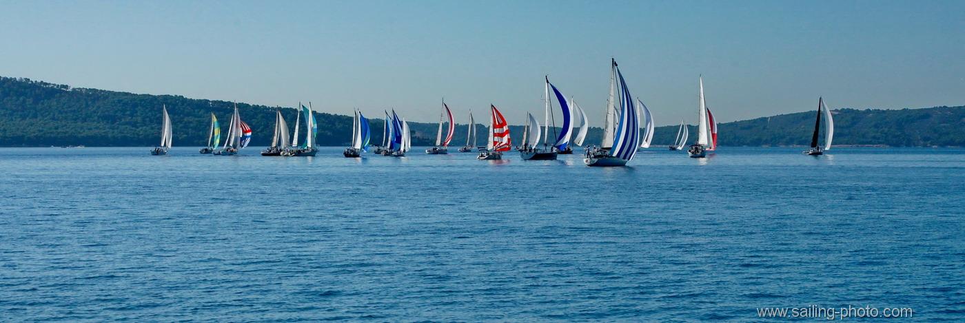 9. Kaštelanska regata, Listopad 2019, Kaštelanski zaljev