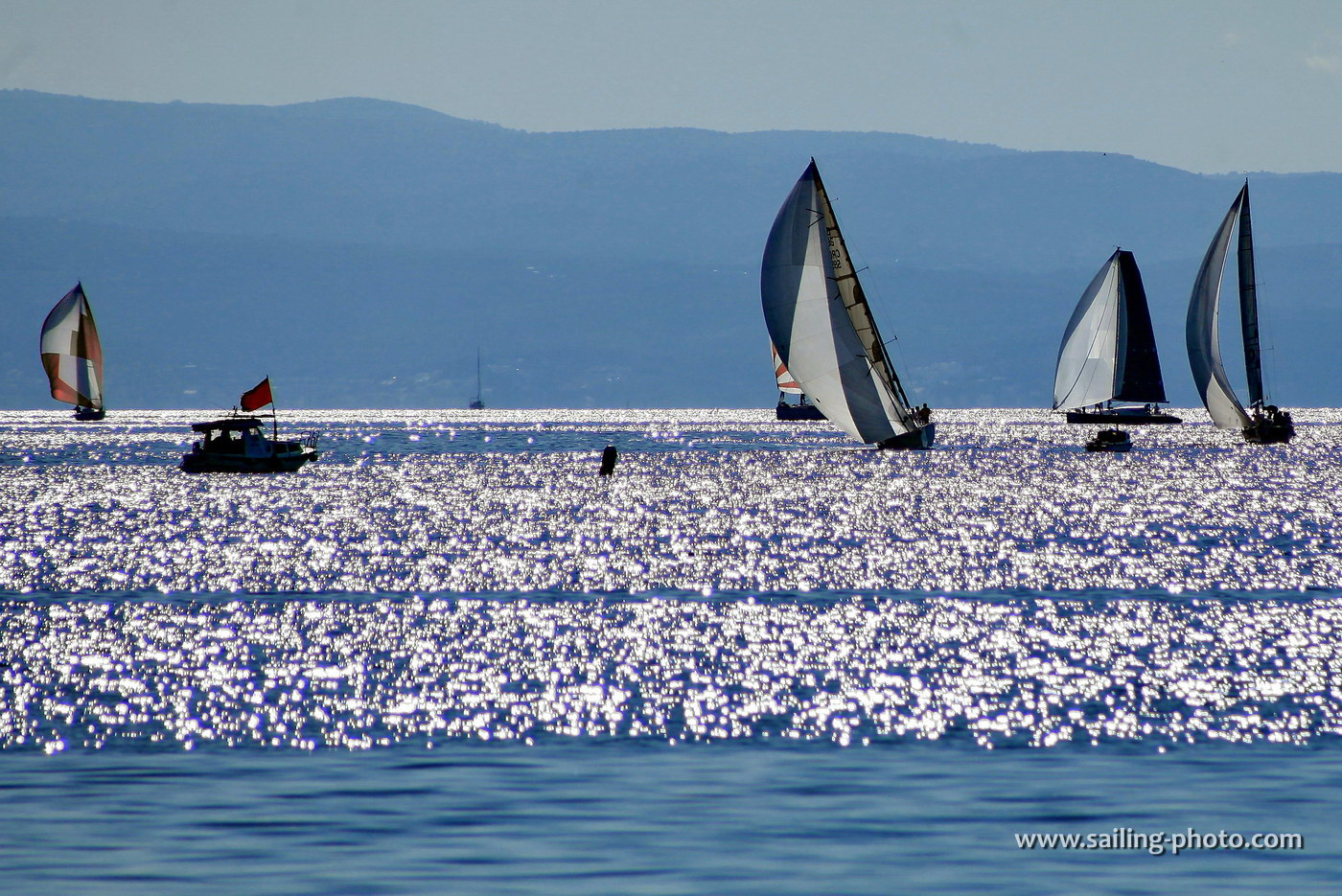 9. Kastelanska regatta, JK Giricic, October 2019