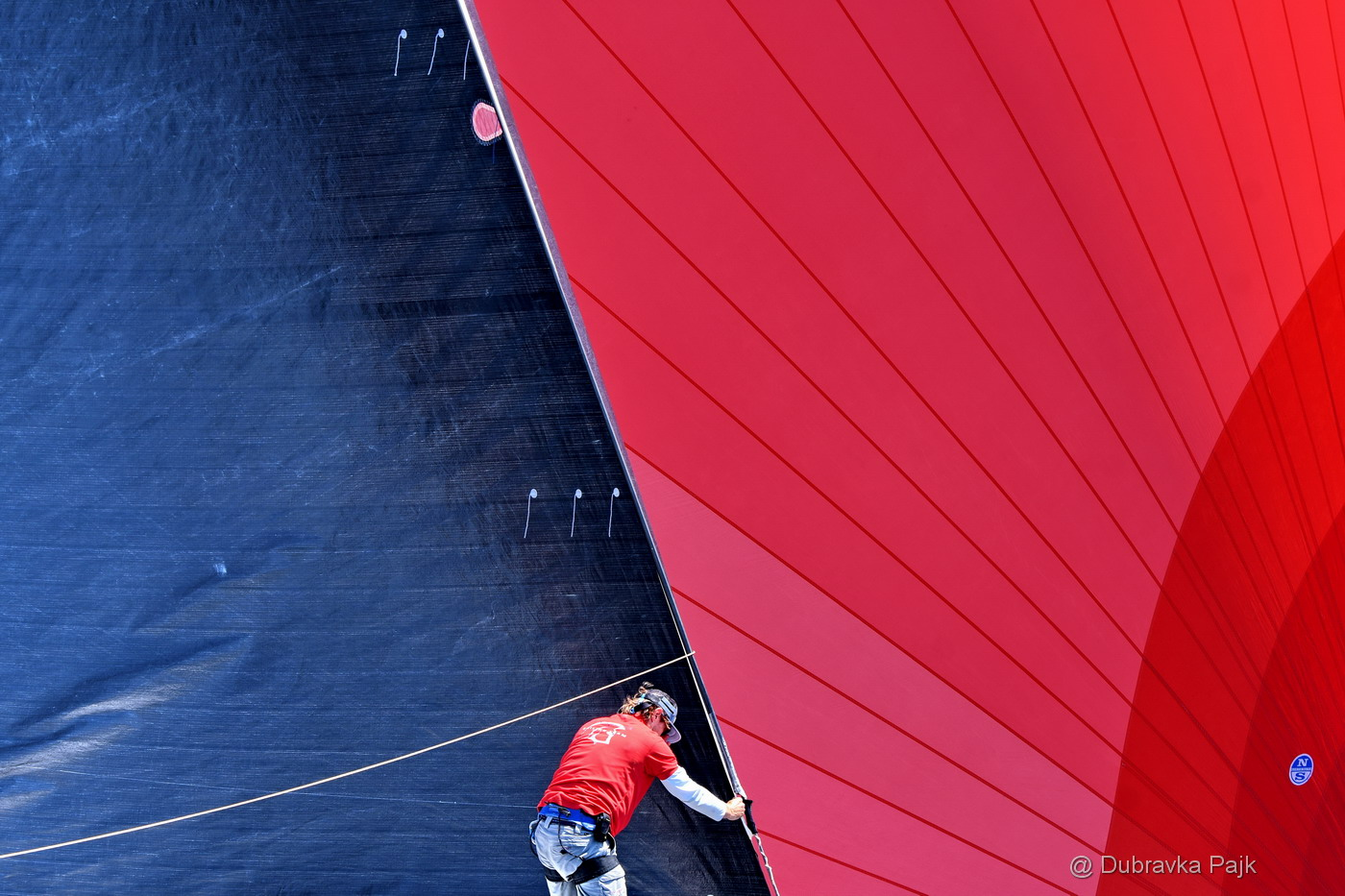 Portfolio – D. PAJK – a different approach to Sailing