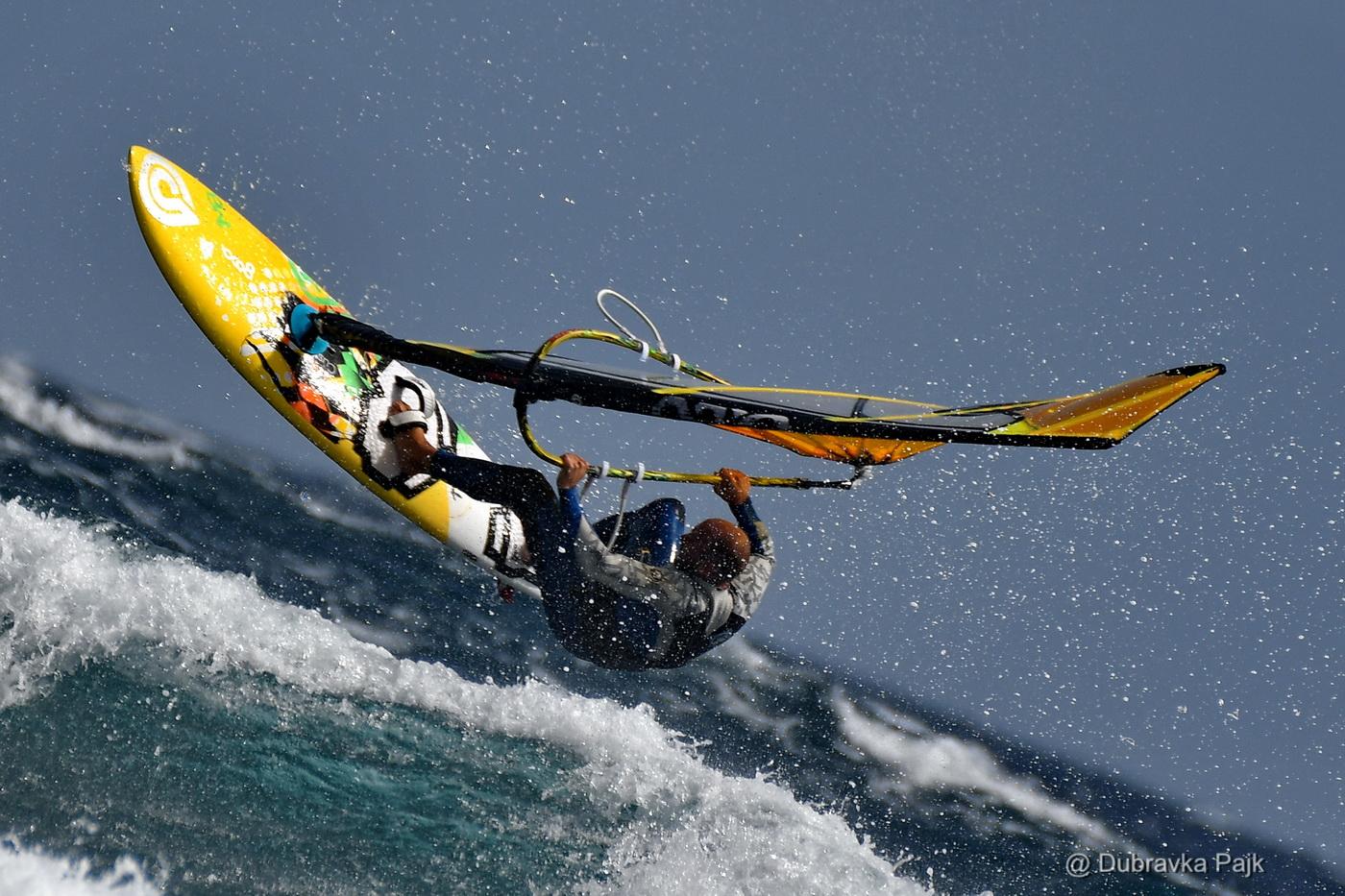 Freestyle Windsurfing – El Medano, Tenerife, Canary Islands, February 2020